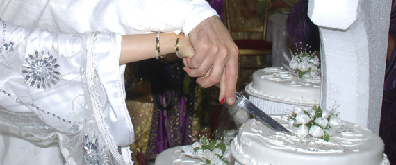 MOROCCAN MARRIAGE