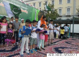 Aνοίγει τις πύλες του το σχολείο της Πακιστανικής Κοινότητας Ελλάδας