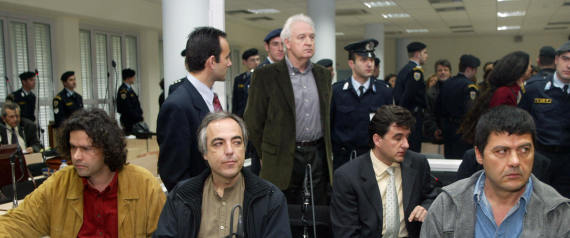 17 NOVEMBER TERRORIST GROUP GREECE