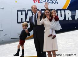 William und Kate zeigen ihren Kindern das Landleben - wieso das so wichtig ist