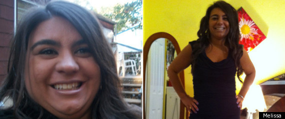Weight Loss Success Melissa