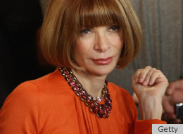 Christopher Lee Sauvé Brings Anna Wintour To Your Sofa