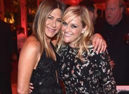 Η Reese Witherspoon παραμένει στην τηλεόραση και τώρα φέρνει μαζί της και την Jennifer Aniston