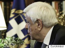 Παυλόπουλος: Η ΕΚΤ να αντιμετωπίσει την άκρως επικίνδυνη κρίση χρέους