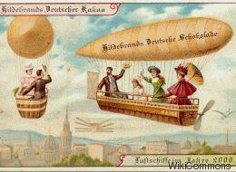 Αστείες, παράλογες και τρομακτικά ακριβείς κάρτες δείχνουν πώς φαντάζονταν το 2000 οι άνθρωποι από το 1900