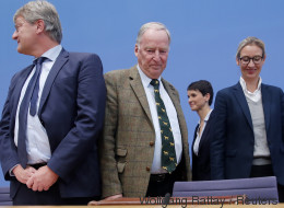 AfD droht neuer Richtungsstreit: Wer soll Petry in Zukunft ersetzen?