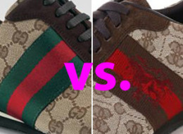 Gucci Guess Trademark