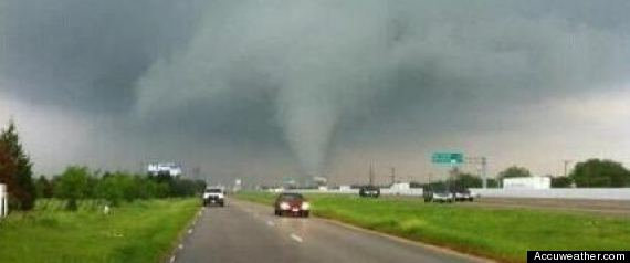 Texas Tornadoes Trucks