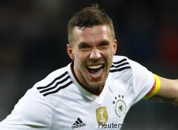 Feel Good! Warum jedes Team einen Lukas Podolski braucht