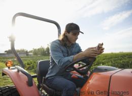 Traktoren und Touchscreen: Die digitale Zukunft der Landwirtschaft