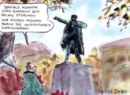 Alle Fortschrittlichen gedenken der linken Revolution