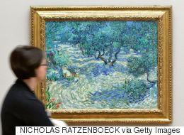 Επί 128 χρόνια κανείς είδε το «μυστικό» που έκρυβε ο πίνακας του βαν Γκογκ «Ελαιόδεντρα»