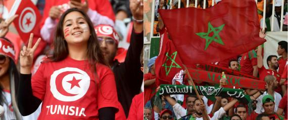 QUALIFICATION DU MAROC ET DE LA TUNISIE