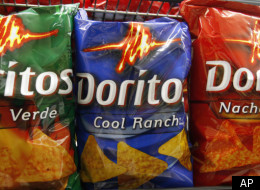 Doritos Cool Ranch Taco Bell