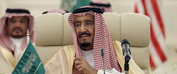 THE KING SALMAN