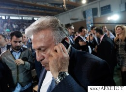 Ψήφισε και ο Ψωμιάδης για τον αρχηγό του νέου φορέα της Κεντροαριστεράς