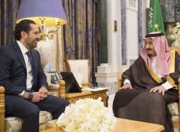 استقالة الحريري هل كانت غبار ما قبل زلزال السعودية؟