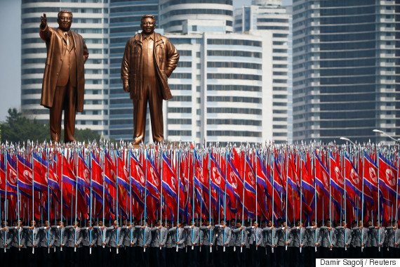 north korea il sung kim