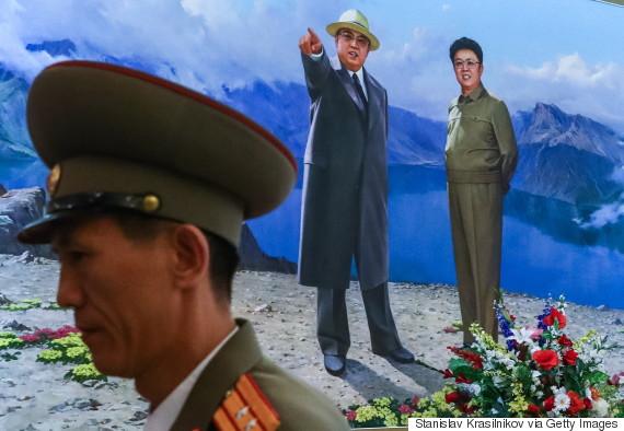 north korea kim il sung
