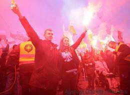 Zehntausende Rechtsextremisten sind durch Warschau marschiert - darum steht Polen im europaweiten Fokus der Neonazis