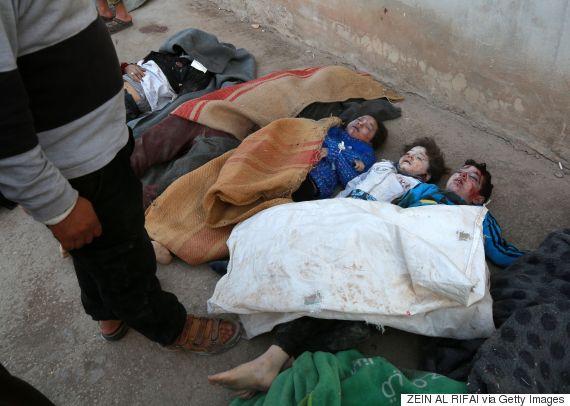 syria 13 november 2017