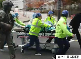 귀순 중 총격 받은 북한 병사의 현재 상태가 알려졌다