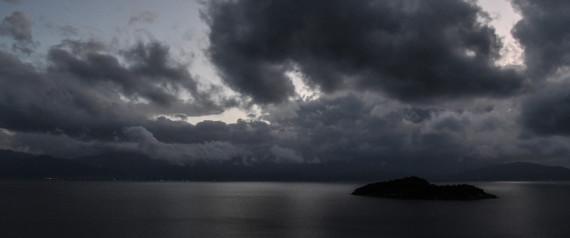 RAIN GREECE