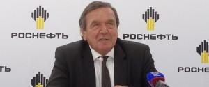 Schroeder Rosneft