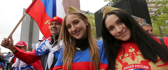 GIRLS FANS RUSSIA