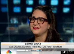 WATCH: HuffPost Women Talks Samantha Brick On 'TODAY'