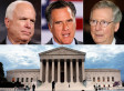 A New Love Affair: Republicans Rally To Defend Judges