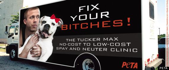 PETA TUCKER MAX
