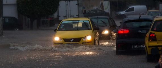 TUNISIA RAIN