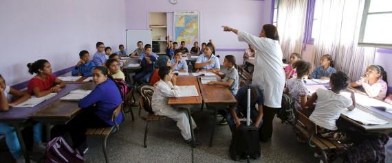 SCHOOL MOROCCO