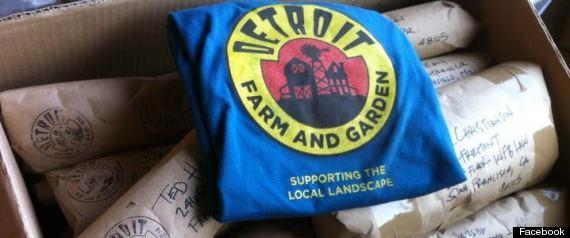 DETROIT FARM AND GARDEN