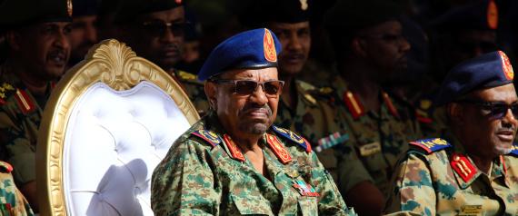 SUDANESE PRESIDENT