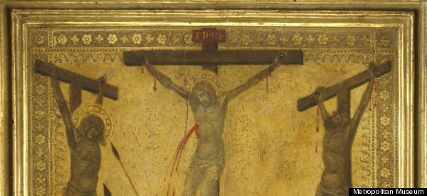 PHOTOS: Good Friday Artwork Of Jesus On The Cross From The Met