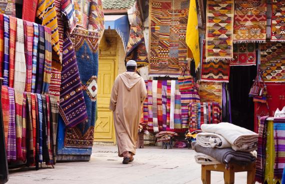 morocco djellaba