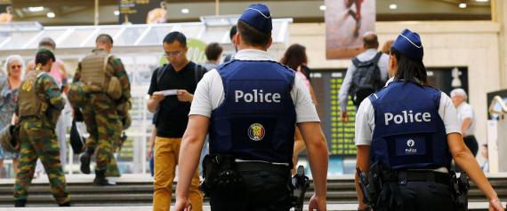 POLICE BELGIAN