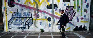Greece Crisis Art