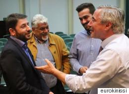 Συμπόρευση με Νίκο Ανδρουλάκη ανακοίνωσε ο Γιάννης Μανιάτης
