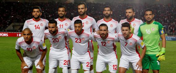 TUNISIA TEAM FOOTBALL