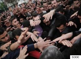 H 44η επέτειος της εξέγερσης του Πολυτεχνείου σε εικόνες