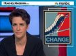 Rachel Maddow Attacks RNC Chair Reince Priebus For 'War On Caterpillars' Comment (VIDEO)
