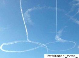 하늘에 페니스를 그린 미 해군 조종사의 근황