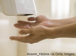 Kommt aus Brüssel bald das Verbot des elektrischen Händetrockners?