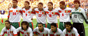 Morocco World Cup France