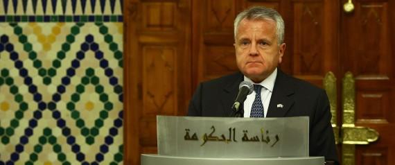 JOHN SULLIVAN TUNISIA