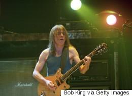 Πέθανε ο κιθαρίστας των AC/DC, Malcolm Young