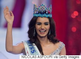 Η Ινδή φοιτήτρια Μάνουσι Τσίλαρ κέρδισε τον τίτλο της «Μις Κόσμος»
